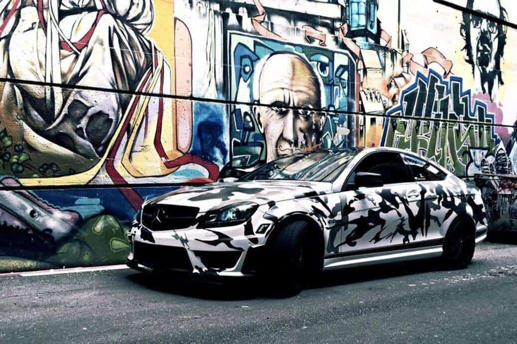 Catch Your Busy Customers' Attention with a Custom Car Wrap
