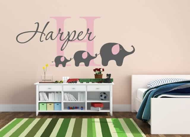 show your love to your kids with the coolest wall decals ever