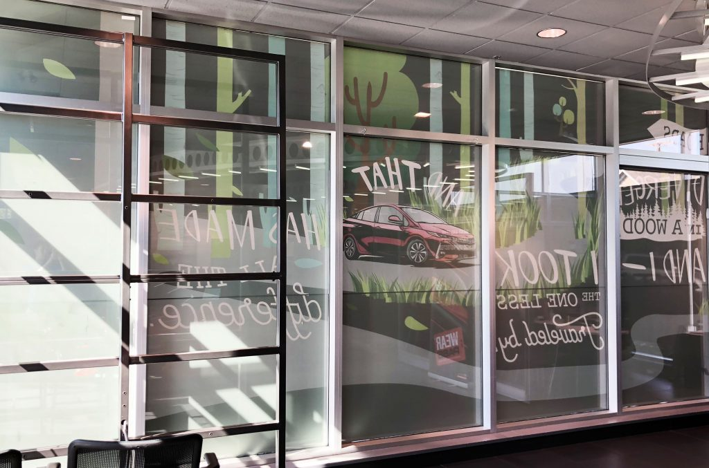 window Graphic_ window signage_ window stickers_vancouver