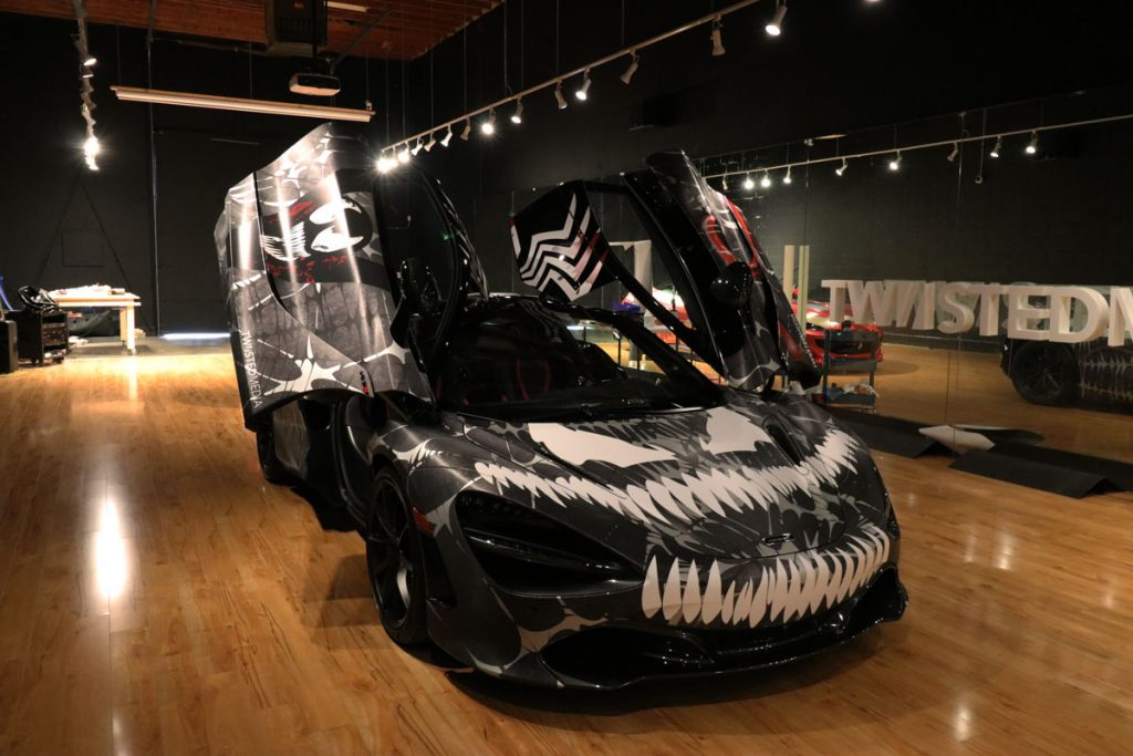 Diamond Rally 2020 -twiistedmedia car wrap