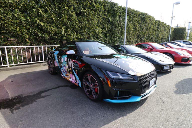 Diamond Rally 2020 -twiistedmedia car wrap