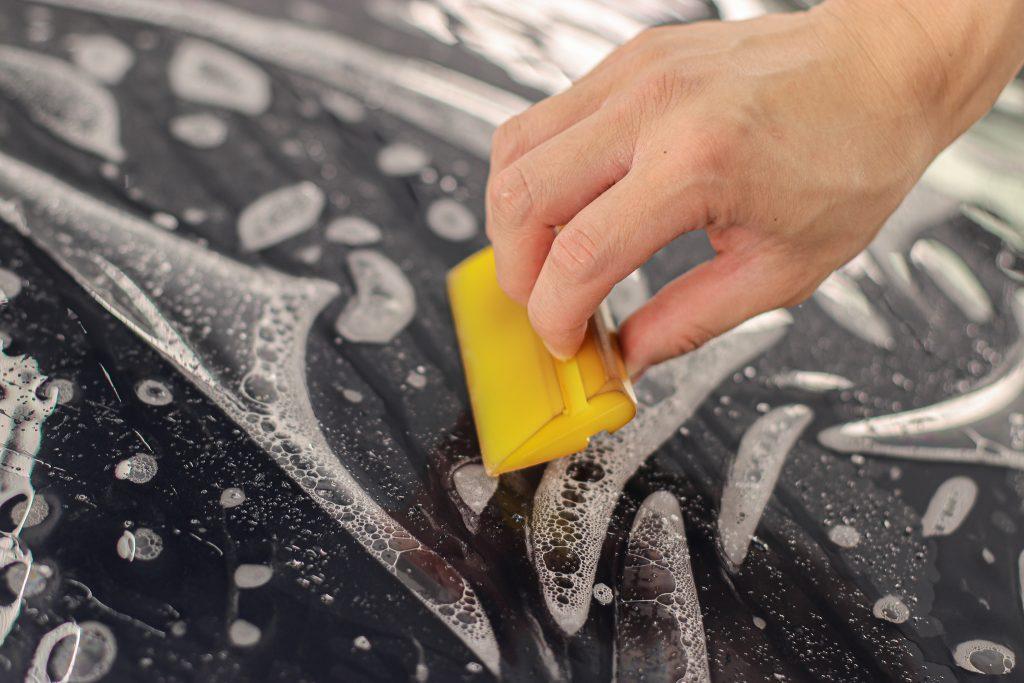 Paint protection film (ppf) Vancouver