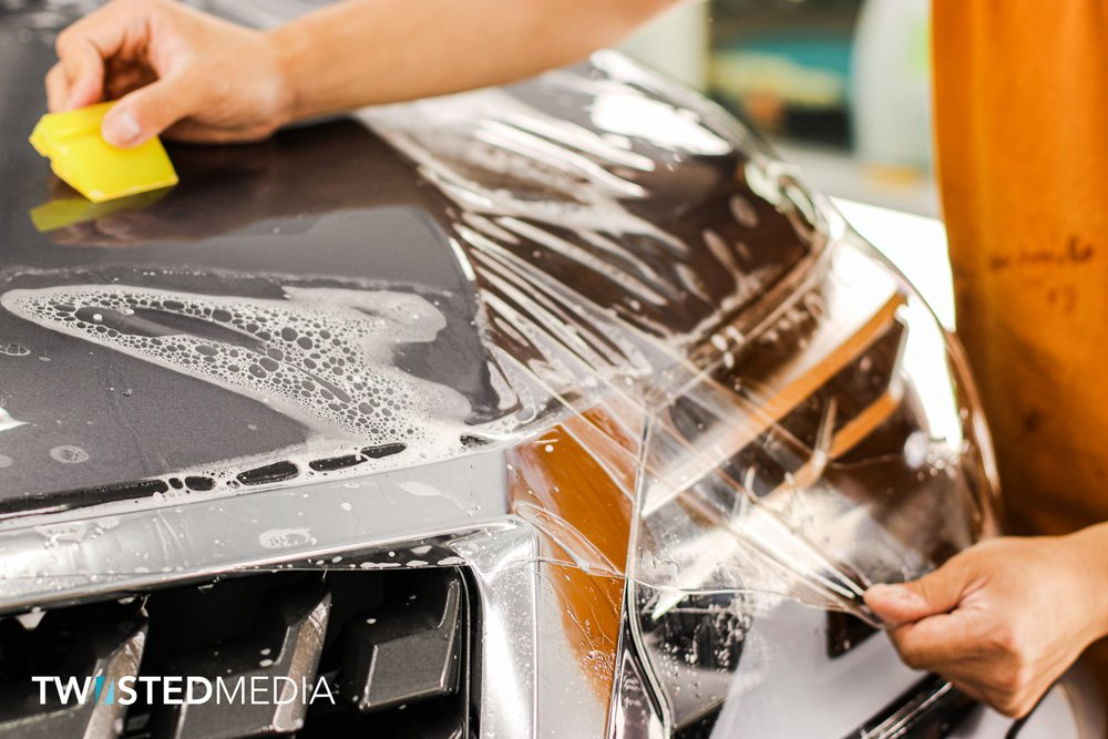 Paint Protection Film-Richmond - Twiistedmedia 02