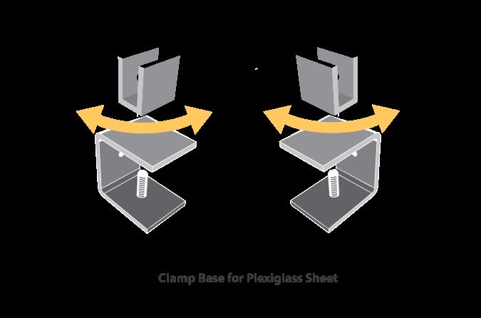 acrylic-shields-clam-base