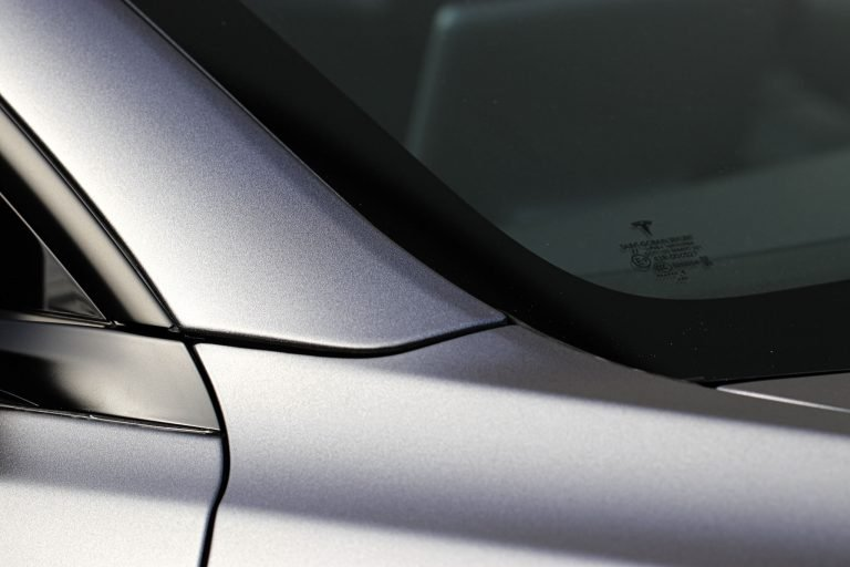Tesla Model 3 Satin Dark Grey Twiisted Media